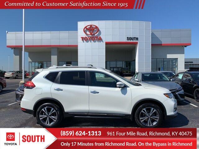 2017 Nissan Rogue SL Richmond KY
