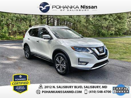 2017_Nissan_Rogue_SL_ Salisbury MD