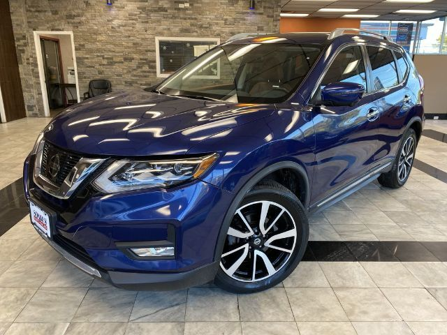 2017 Nissan Rogue SL Worcester MA