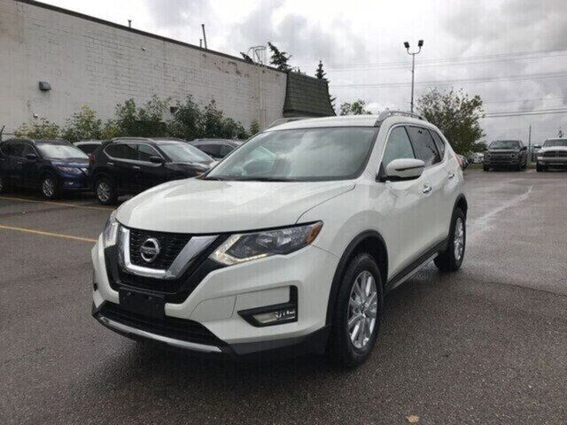 2017 Nissan Rogue SV | AWD | HEATED SEATS | *NISSAN CERTIFIED* Calgary AB