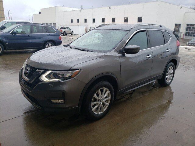 2017 Nissan Rogue SV AWD - Backup Camera Calgary AB
