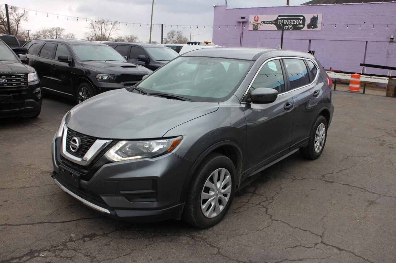 2017 Nissan Rogue SV AWD 4dr Crossover (midyear release) Wyandotte MI