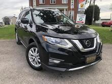 2017_Nissan_Rogue_SV AWD-LaneChange-BackupCam-HtdSteeringWhl&Seats-Bluetooth_ London ON