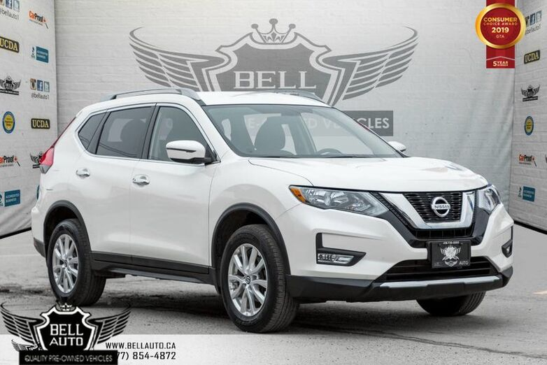 2017 Nissan Rogue SV, AWD,BACK-UP CAM, PUSH START, BLUETOOTH, ALLOY WHEELS Toronto ON