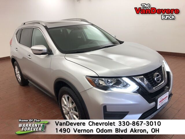 2017 Nissan Rogue SV Akron OH