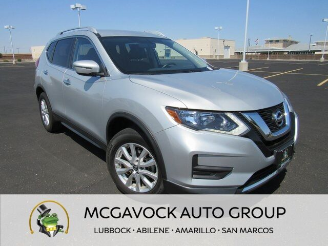 2017 Nissan Rogue SV Lubbock TX