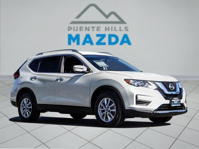 2017 Nissan Rogue SV City of Industry CA