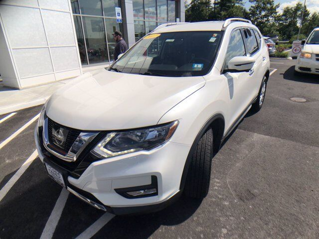 2017 Nissan Rogue SV Claremont NH