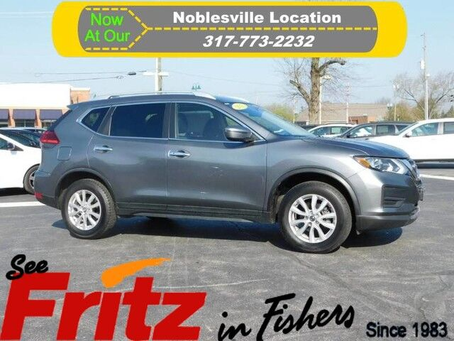 2017 Nissan Rogue SV Fishers IN