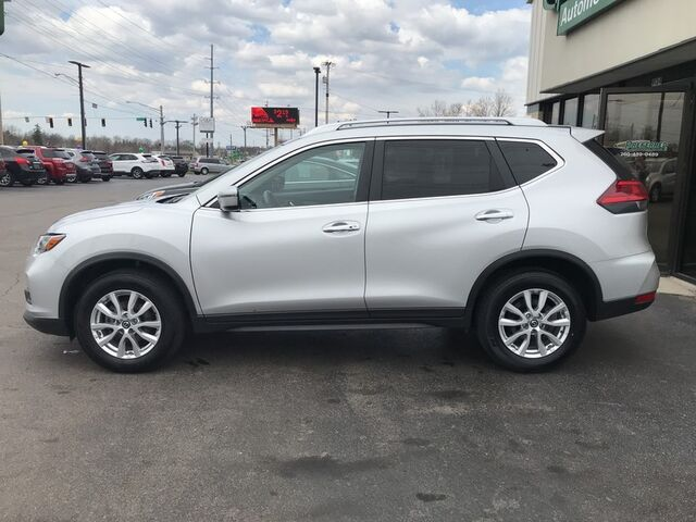 2017 Nissan Rogue SV Fort Wayne Auburn and Kendallville IN