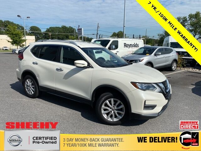 2017 Nissan Rogue SV Glen Burnie MD