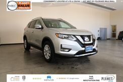 2017 Nissan Rogue SV Golden CO
