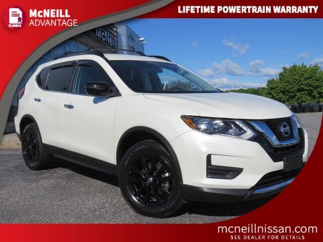 2017 Nissan Rogue SV High Point NC