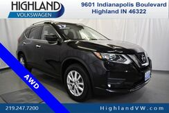 2017_Nissan_Rogue_SV_ Highland IN