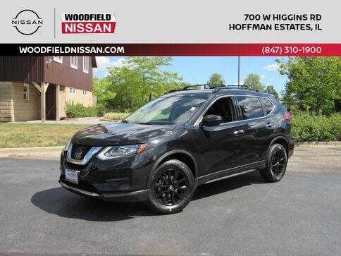 2017_Nissan_Rogue_SV_ Hoffman Estates IL