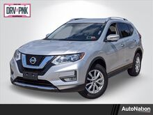 2017_Nissan_Rogue_SV_ Houston TX
