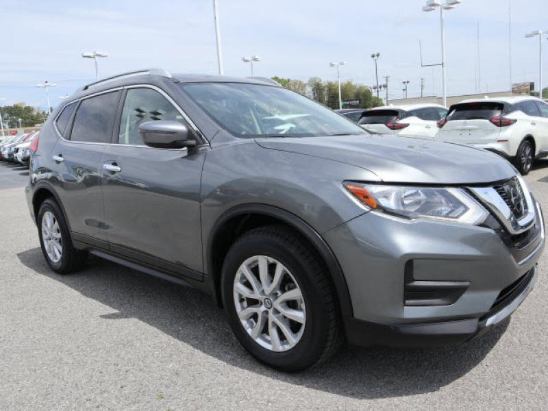 2017 Nissan Rogue SV Knoxville TN