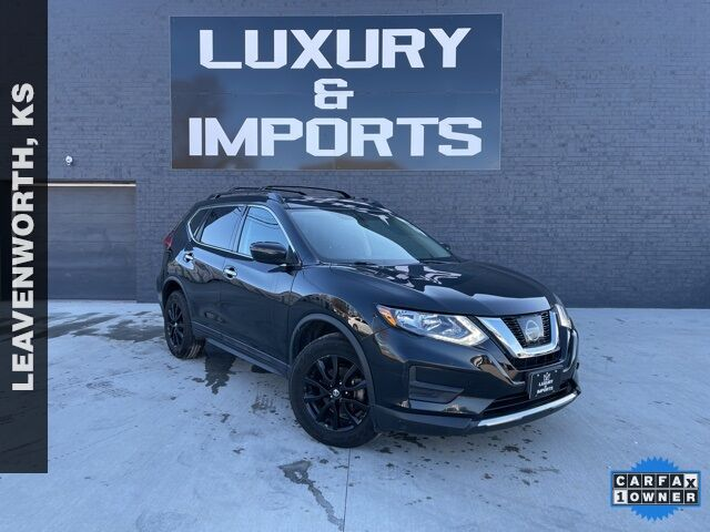 2017 Nissan Rogue SV Leavenworth KS