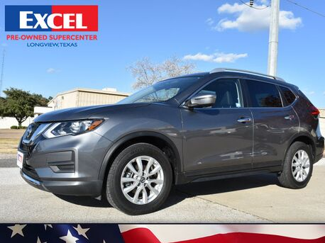 2017_Nissan_Rogue_SV_ Longview TX
