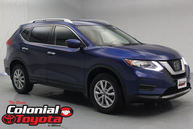 2017 Nissan Rogue SV Milford CT