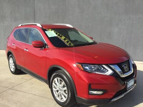2017_Nissan_Rogue_SV_ Mission TX