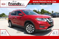 2017_Nissan_Rogue_SV_ New Port Richey FL