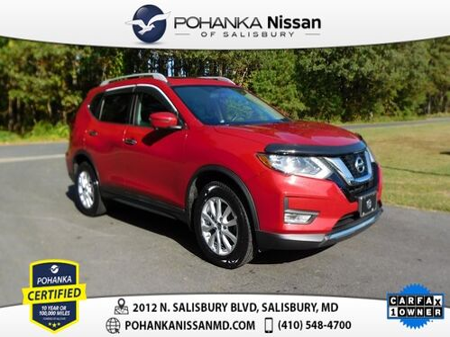2017_Nissan_Rogue_SV Pohanka Certified_ Salisbury MD