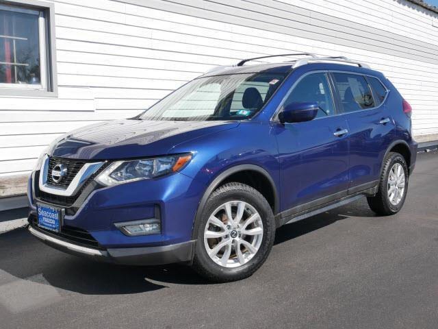 2017 Nissan Rogue SV Portsmouth NH