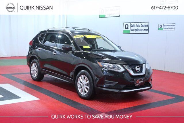 2017 Nissan Rogue SV Quincy MA