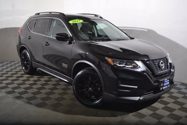 2017 Nissan Rogue SV Rogue One Star Wars Limited Edition Seattle WA