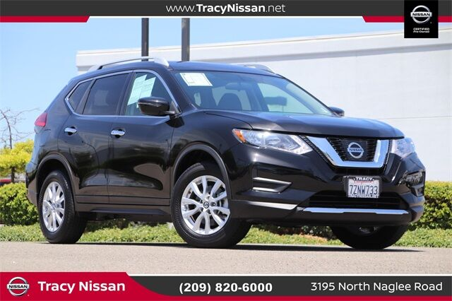 2017 Nissan Rogue SV Tracy CA