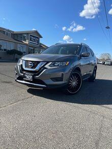 2017_Nissan_Rogue_SV_ Yakima WA