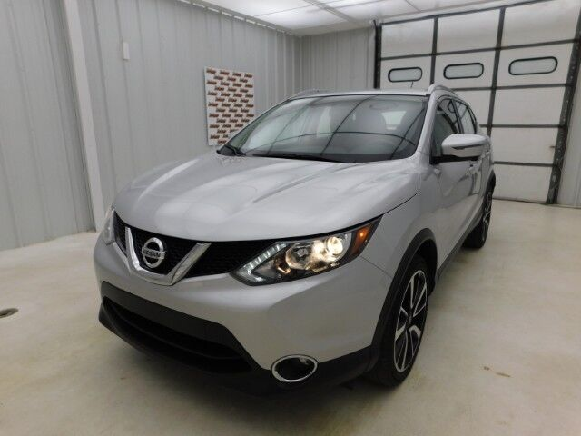 2017 Nissan Rogue Sport AWD S Manhattan KS