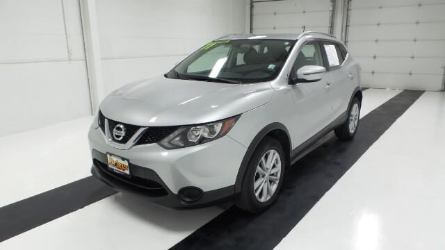 2017 Nissan Rogue Sport AWD SV Manhattan KS