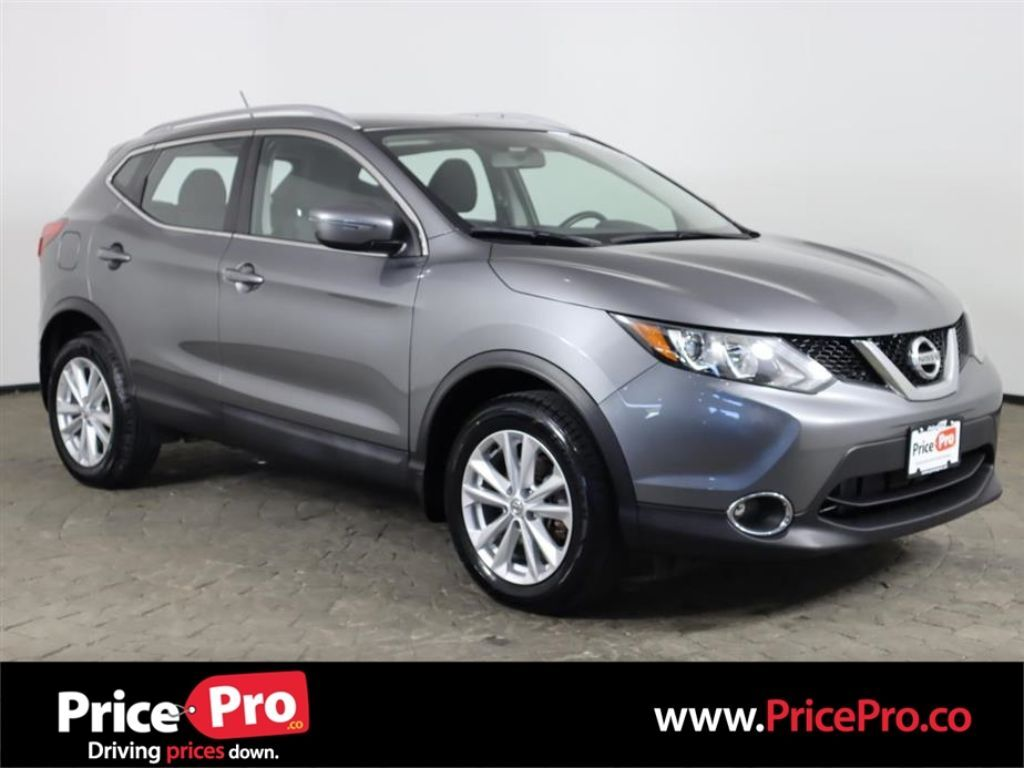 2017 Nissan Rogue Sport AWD SV w/Heated Seats Maumee OH
