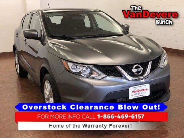 2017 Nissan Rogue Sport S Akron OH