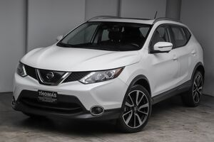 2017_Nissan_Rogue Sport_S_ Akron OH