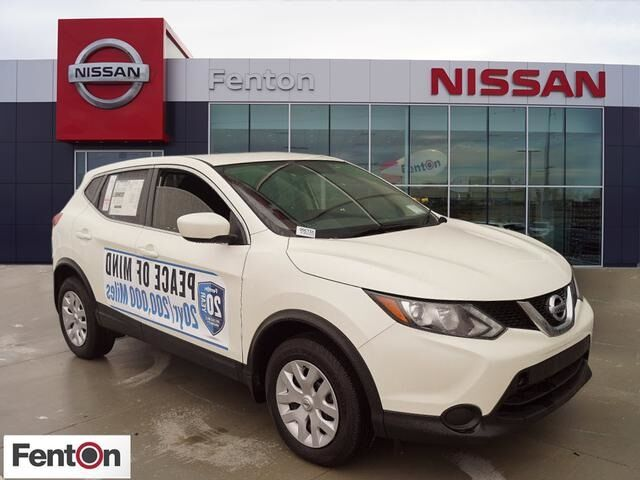 2017 Nissan Rogue Sport S Kansas City KS