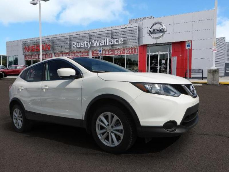 2017 Nissan Rogue Sport S Knoxville TN