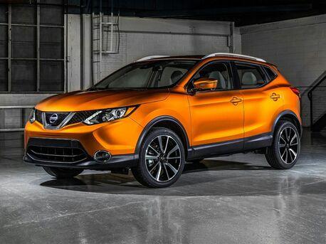2017_Nissan_Rogue Sport_S_ Salisbury MD
