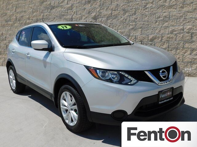 2017 Nissan Rogue Sport S Lee's Summit MO