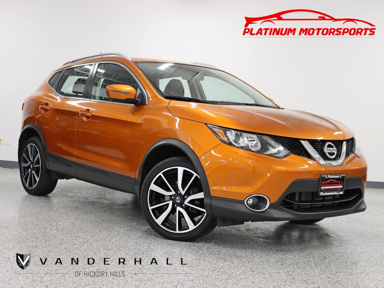 2017 Nissan Rogue Sport SL AWD 1 Owner Hickory Hills IL