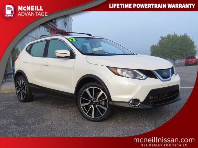 2017 Nissan Rogue Sport SL High Point NC