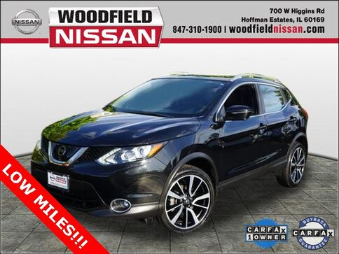 2017_Nissan_Rogue Sport_SL_ Hoffman Estates IL