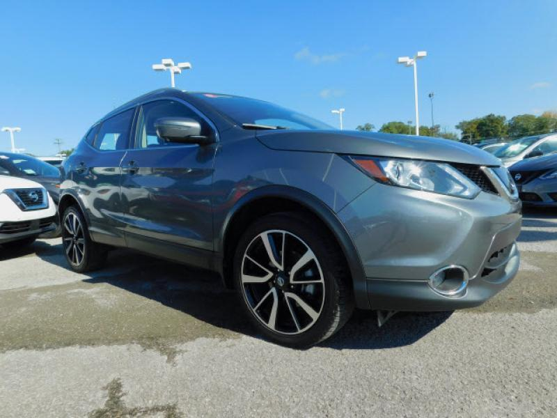 2017 Nissan Rogue Sport SL Knoxville TN