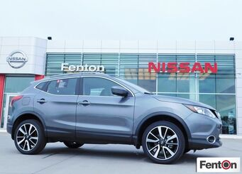2017_Nissan_Rogue Sport_SL Nissan Certified Pre-Owned_ Ardmore OK