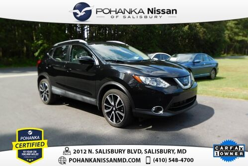 2017_Nissan_Rogue Sport_SL Nissan Certified Pre-Owned_ Salisbury MD