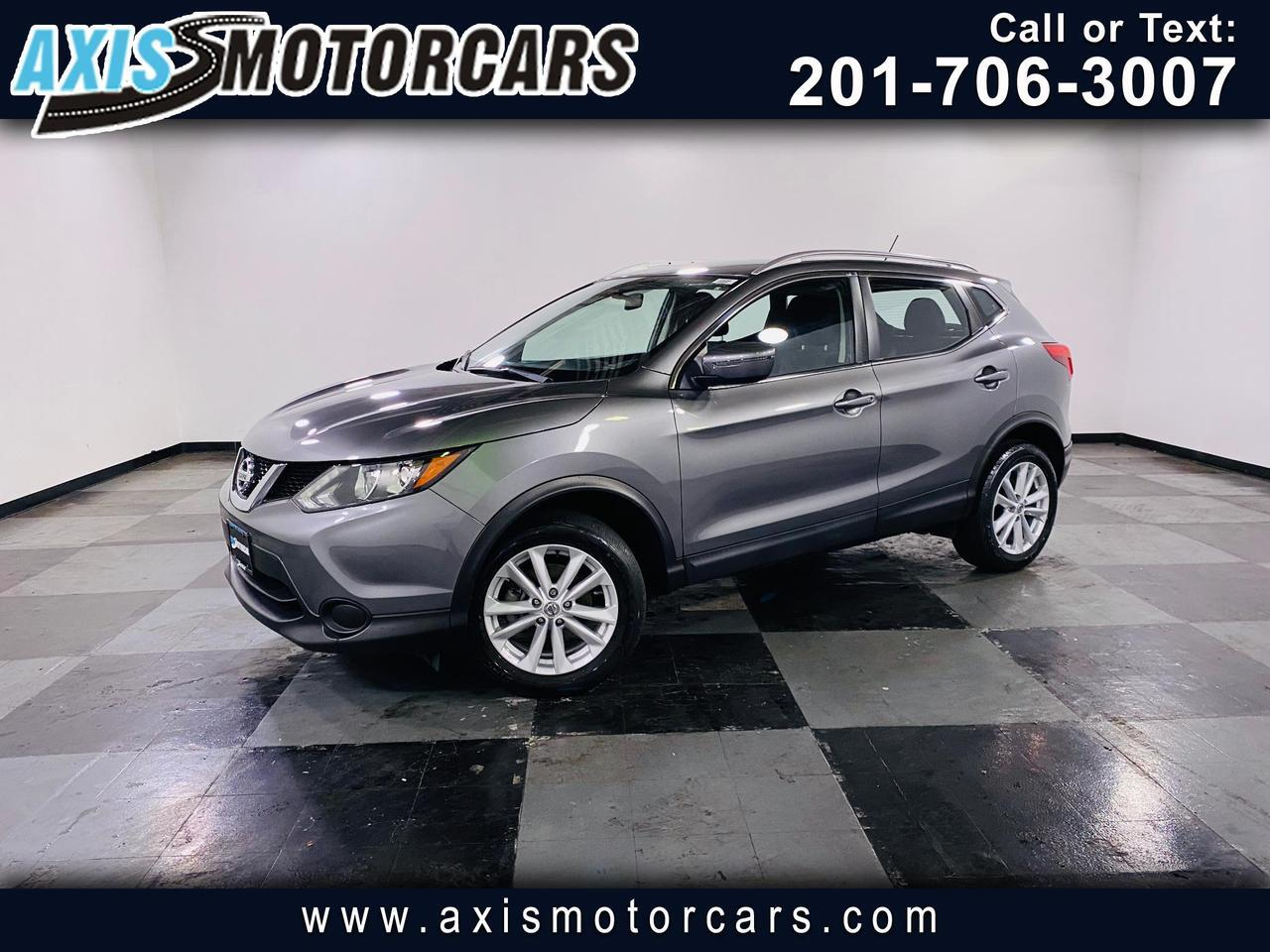2017 Nissan Rogue Sport SV AWD w/Backup Camera Jersey City NJ