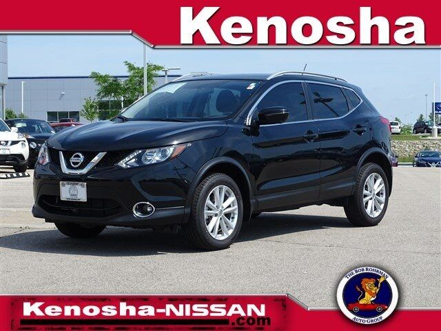 2017 nissan rogue sport sv kenosha wi 20177408. Black Bedroom Furniture Sets. Home Design Ideas