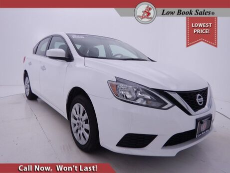 2017_Nissan_SENTRA_S_ Salt Lake City UT